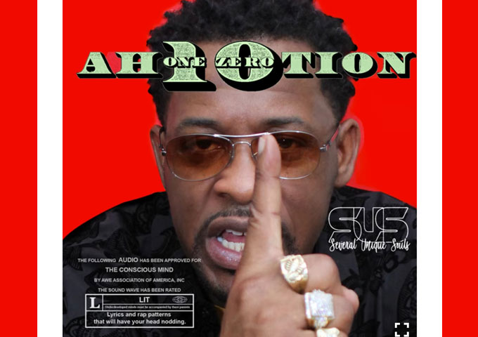 "S.U.S. (SeveralUniqueSouls) – ""Ah10tion"" bridges the barrier between the old school and the new wave"