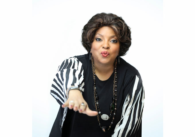 """Charlene Nelson Scott – """"God Is At The Wheel"""" taken off the album """"In God We Trust"""", will drive straight to your heart!"""