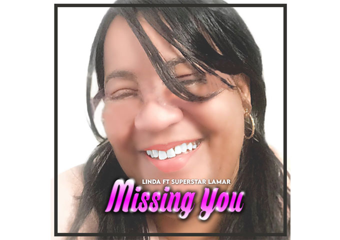 """Linda Washington wrote and produced her new R&B/Soul single, """"Missing You"""""""