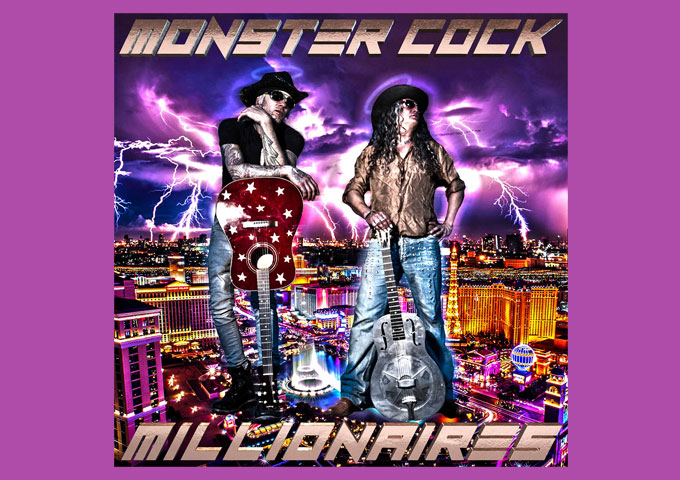 MONSTER COCK MILLIONAIRES Unveil A Formidable Package With Debut EP And Video