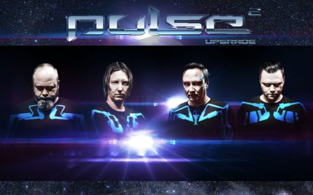 """Pulse take the fans of industrial metal on a journey through time and space with the video for their song """"Black Knight"""""""