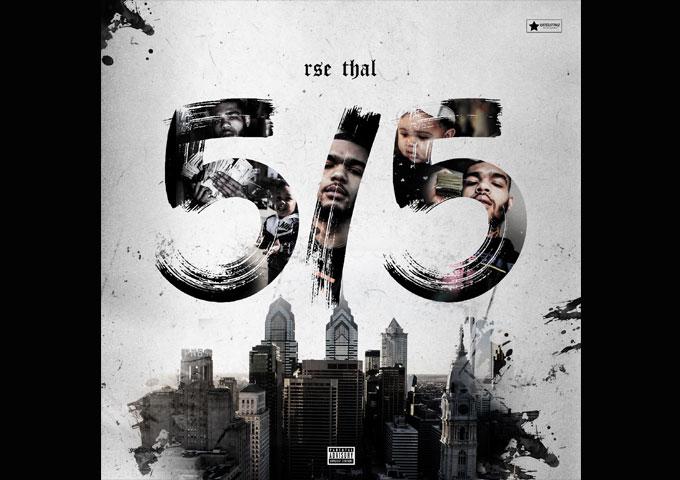 "Philadelphia native RSE THAL from rising record label Ratedstarz.Ent drops solo E.P. ""5/5"""