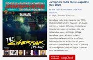 Jamsphere Indie Music Magazine May 2020