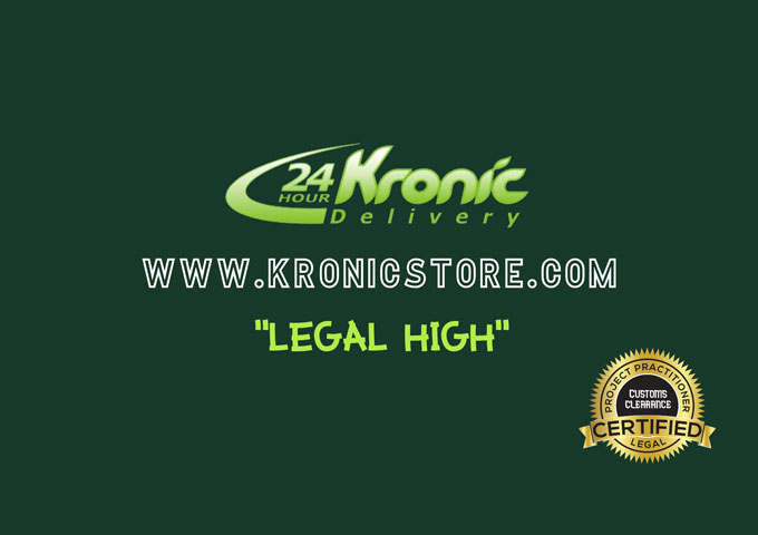Get Your Legal Highs From Kronic Store!