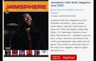 Jamsphere Indie Music Magazine June 2020