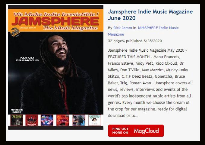 Jamsphere Indie Music Magazine June 2020