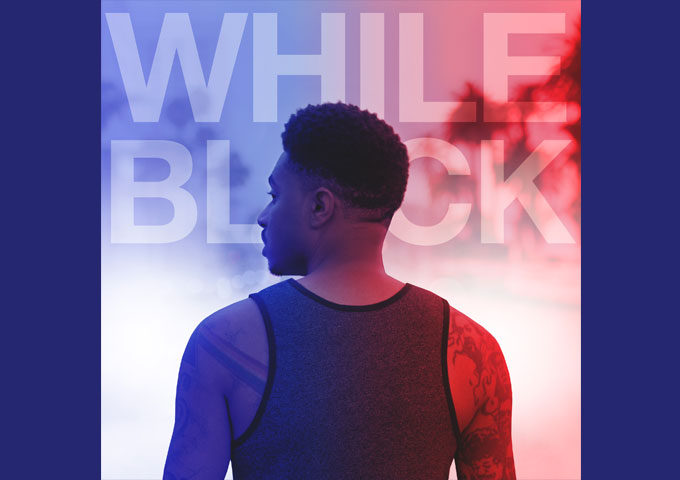 "Boonie Mayfield – ""While Black (Red Light, Blue Light, E's and R's)"" – a growing artistic sophistication and commitment"