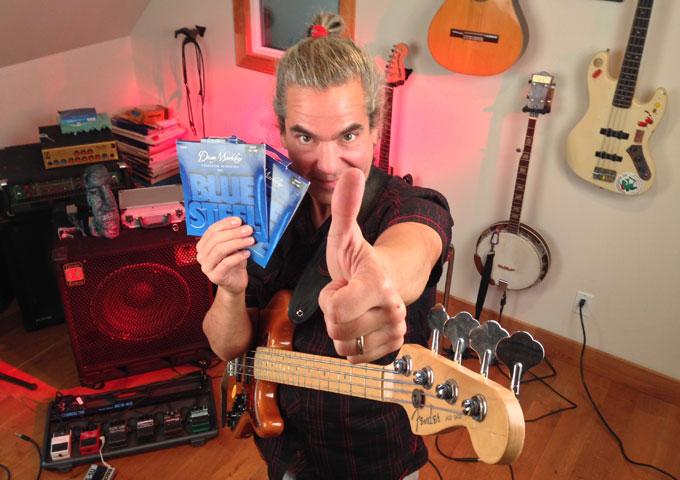 """Award-winning singer/songwriter Ed Roman gets """"Stronger""""!"""