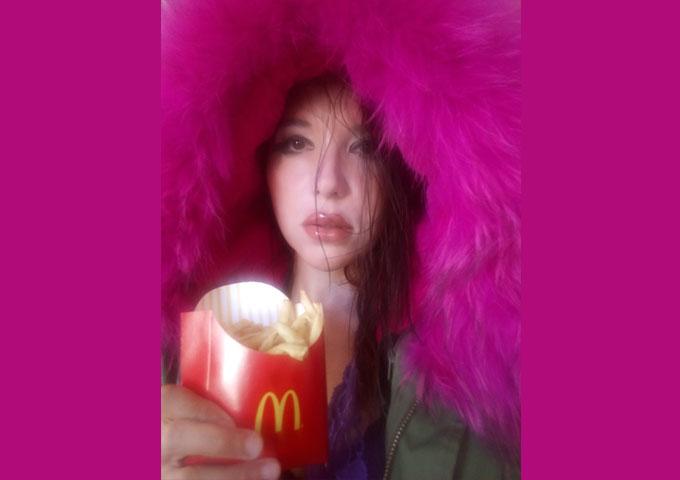 "Margarita Shamrakov – ""I Love Mukbang"" – a gleaming glisten of pure eclectic pop!"