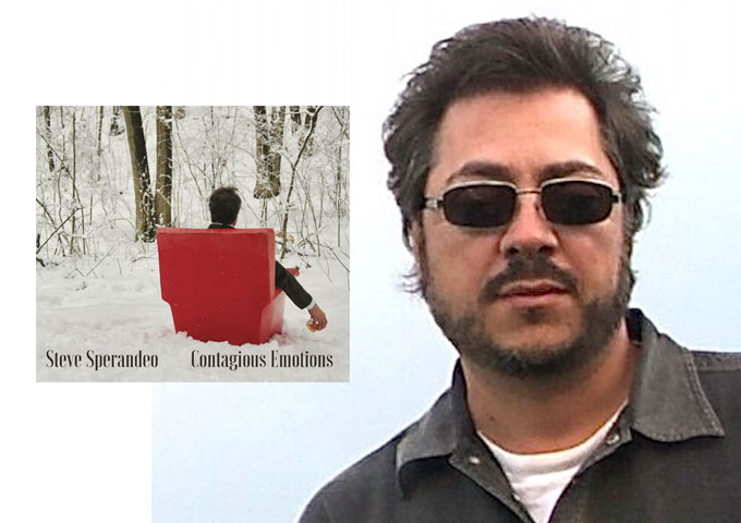 "Steve Sperandeo – ""Contagious Emotions"" – a fine tapestry of vivid story-lines"