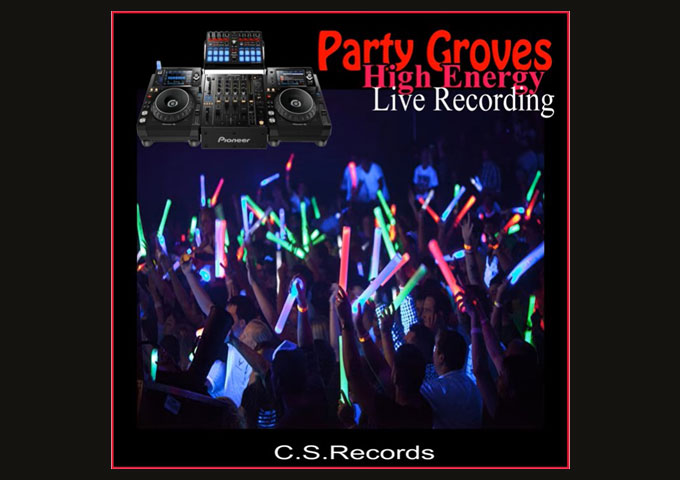 """Listen to the live set """"High Energy"""" by Edward Charles"""