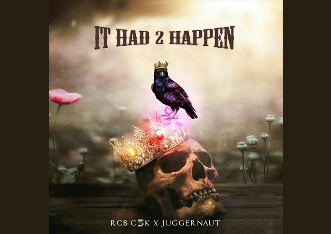 "Juggernaut and RCB Cook Follow Up ""It Had 2 Happen"" with the New Single ""500"""