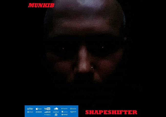 "MUNKIB – Official Video – ""Shapeshifter (Remix)"""