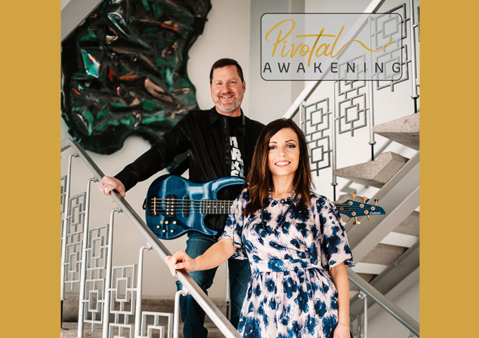 """Soulblind"" is the debut song and first-ever music video by US-based Contemporary Christian band Pivotal Awakening"