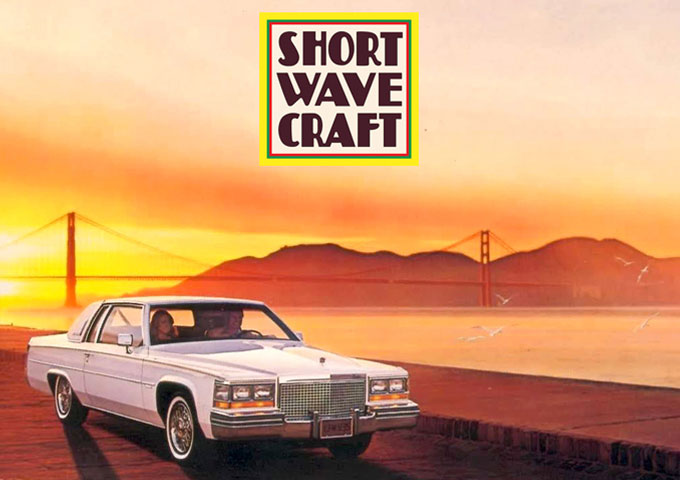 """Short Wave Craft – """"Panties & Pickles"""" generates a sense of spaciousness, serenity, and creative freedom"""