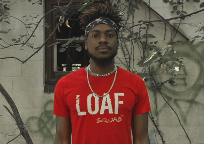 """Suave DaGoat – """"DaGoat"""" embodies his way of telling us that he's about to step up his game!"""
