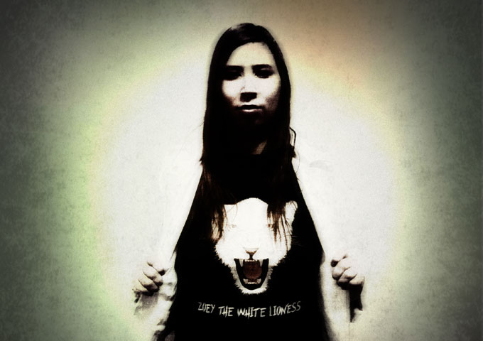 """Zoey The White Lioness – """"Annihilation"""" is an incredible effort by an incredibly original and talented artist"""