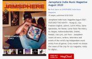Jamsphere Indie Music Magazine August 2020