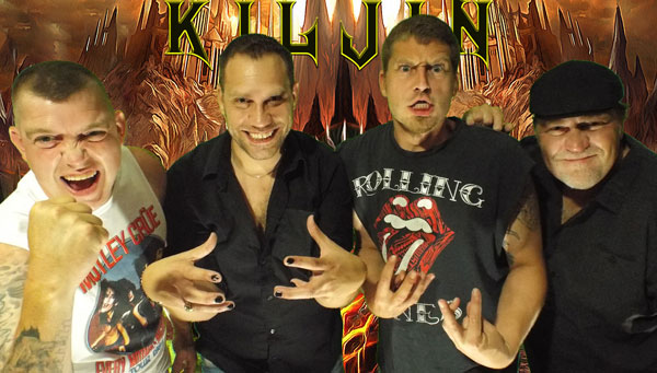 "Michigan Metal Kings KILJIN Release the Music Video for ""I'M STILL ALIVE"""