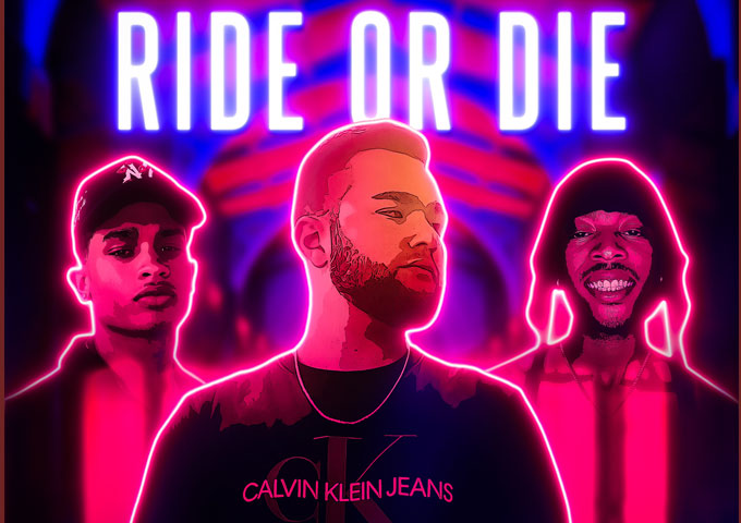 "LU – Ride or Die"" ft. Omari Night and DazeOnEast – infectiously captivating, and easy on the ear!"