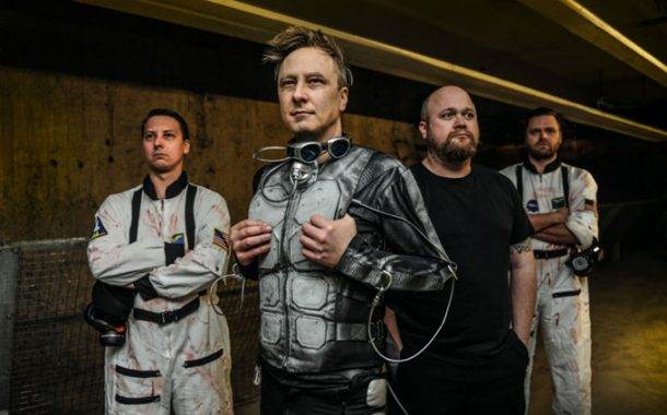 """PULSE drop their new Cyber Future Metal Single """"New Elastic Freak"""" along with the Sci-Fi Video"""