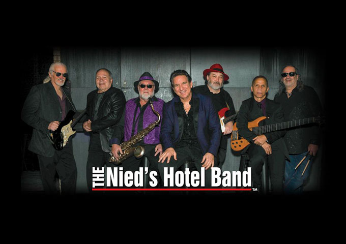 "The Nied's Hotel Band – ""Sacred Land"" – the principles that should be driving the heart of America!"