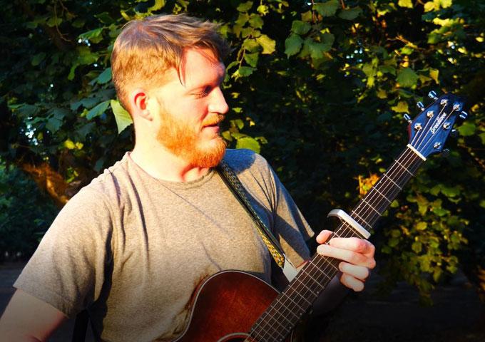 Dan Friese – 'Jane Songs' – inspiring songwriting and raw emotion