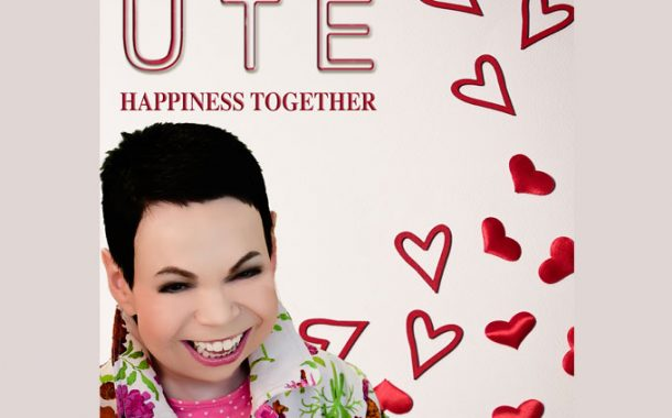 """Ute – """"Happiness Together"""" – a crystalline and emotive voice!"""