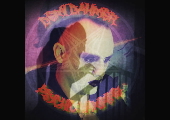 """Demi Dahmer – The single """"Drowning in Maggots"""" precedes the upcoming EP """"Psychic Vampire"""""""