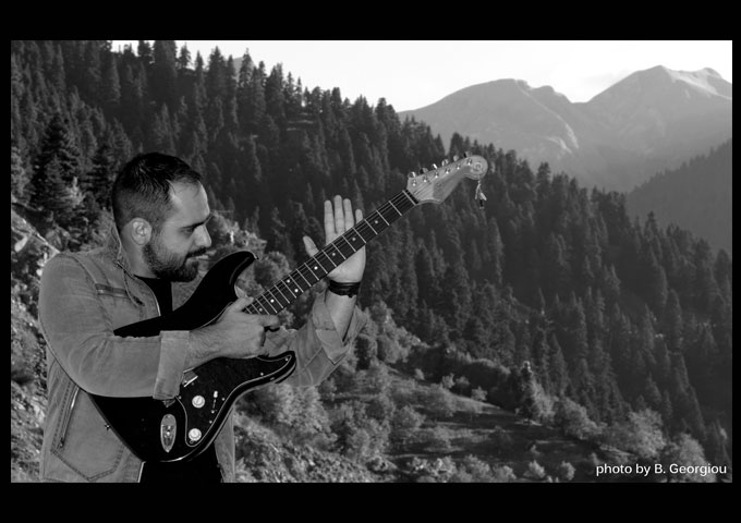 INTERVIEW with composer and guitarist James Basdanis