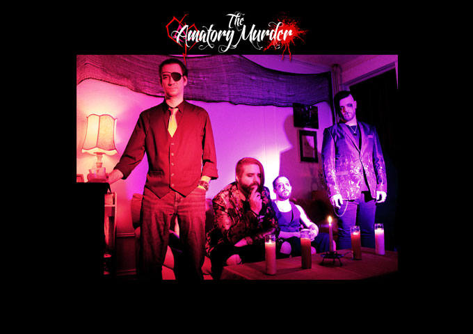 The Amatory Murder are proud to release 'Room 208', the third single off their upcoming record 'Singularity Complex'
