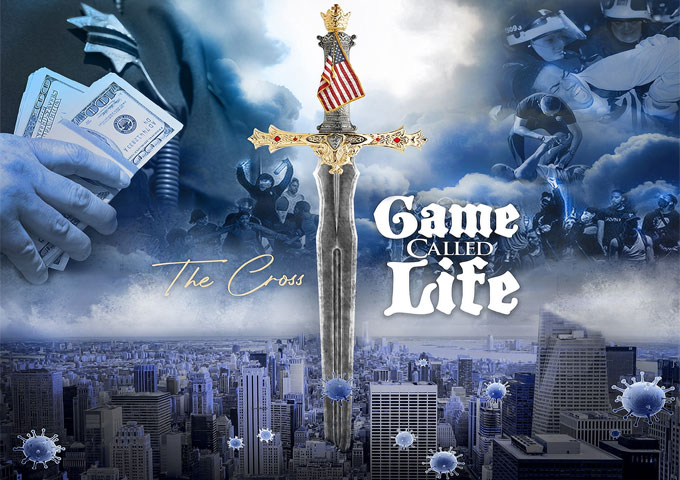 """The Cross – """"Game Called Life"""" – a well-balanced, passionate performance!"""