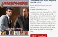 Jamsphere Indie Music Magazine October 2020