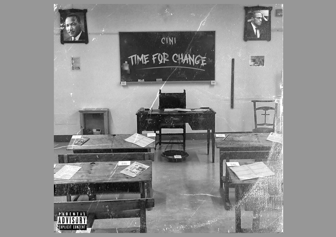 """Cini – """"Time for Change"""" – an excellent MC with a positive vision!"""
