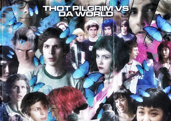 "GPMusic – ""Thot Pilgrim vs Da World"" features a balanced juxtaposition of eccentricity, explicitness and artistry"