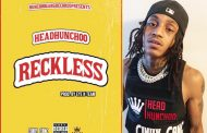 "Check out Head Hunchoo's latest single ""Reckless"" out now in all streaming platforms"