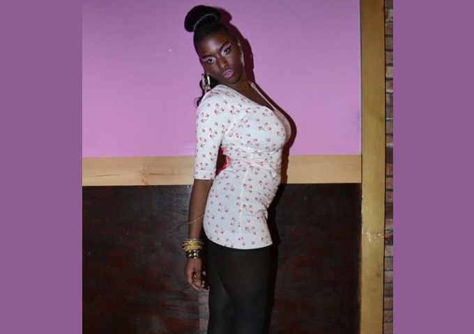 Scottie Armonie – A strong contender as one of today's most unique female urban artists