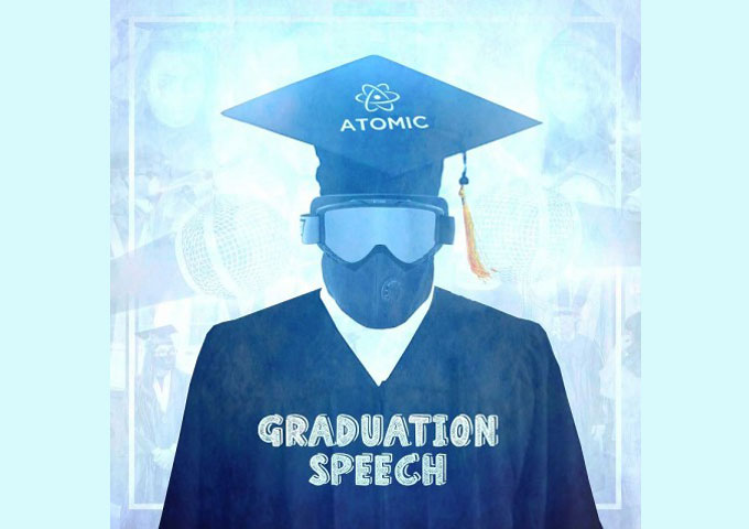 Atomic Brings Back an Old School Flavor with his Debut 'Graduation Speech'