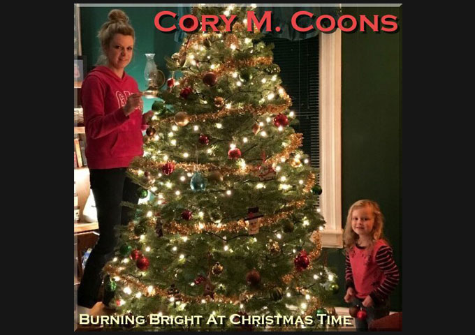 "Cory M. Coons – ""Burning Bright At Christmas Time"" is exactly what we need to boost our spirits!"