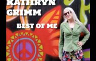 "Award Winning Guitarist / Singer / Songwriter Kathryn Grimm's New Video Release ""Best Of Me"" Is Dedicated to Victims of Domestic Violence"