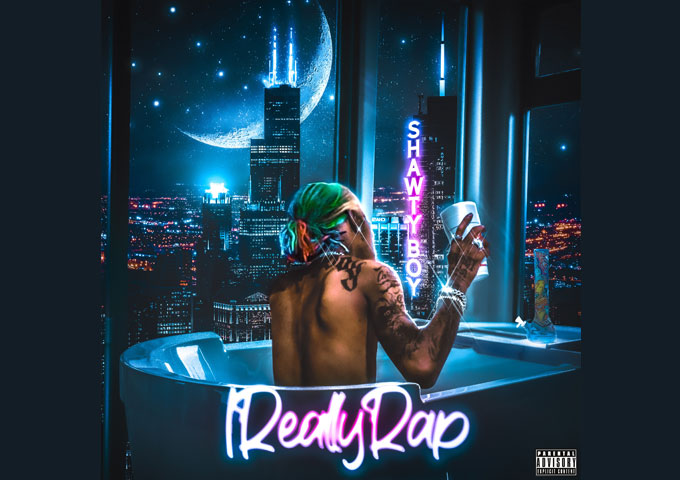 "Shawty Boy – ""I Really Rap"" – Ready for the upper echelon of the new wave rap scene"