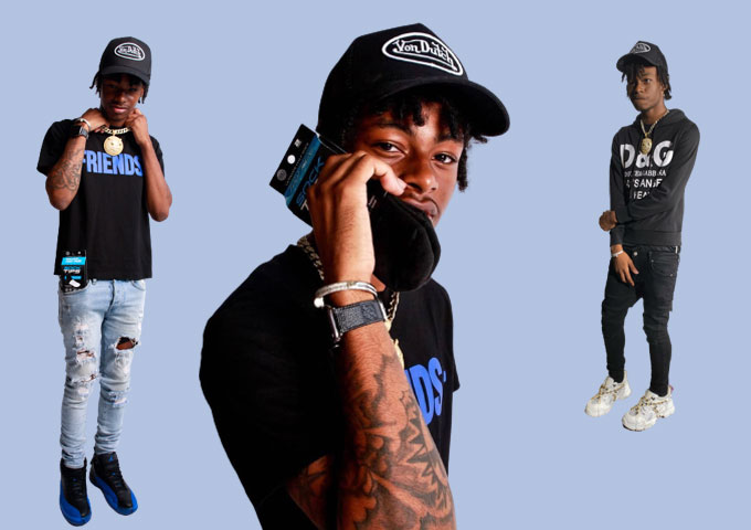 """TheRealKjBandz Drops Official Music video for """"Committed"""""""