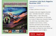Jamsphere Indie Music Magazine December 2020