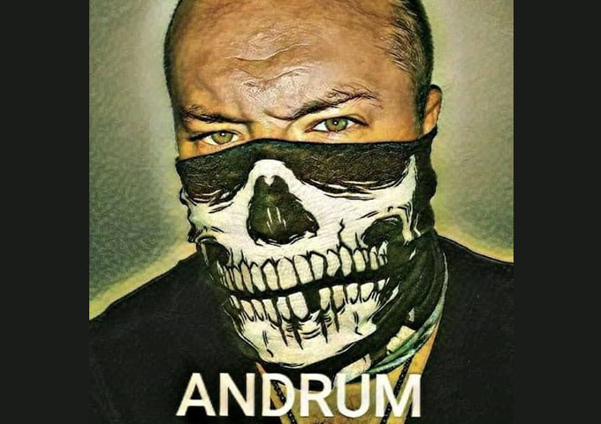 ANDRUM is steadily blossoming into one of the most creatively interesting acts in modern underground rock