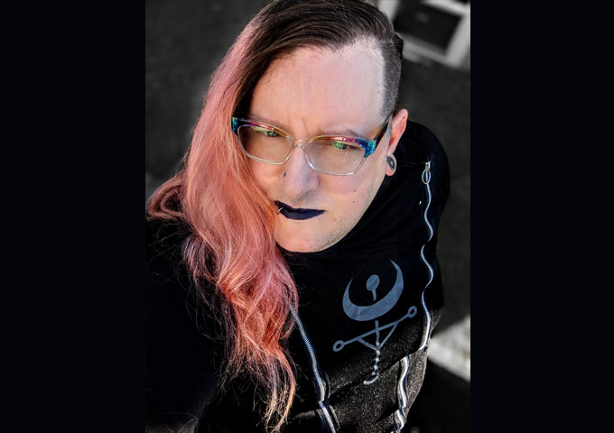 "Ember Mikayla – ""Dissociative Anarchist"" uncovers society's loathsome traits"