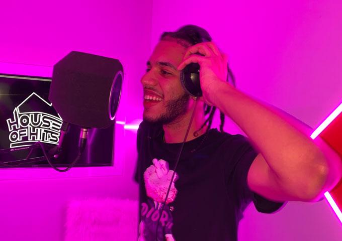 "Papo Flex & Bibby Flex give us their latest music video ""Deep End"" ft. Eightside Matt"