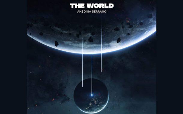 "Ansonia Serrano – ""The World"" Prod. By Freedolo – smooth, silky and poignant!"