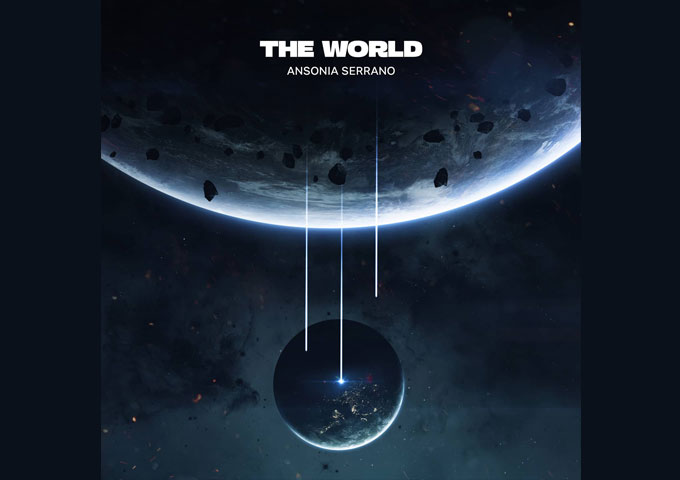 "Ansonia Serrano – ""The World"" Prod. By Freedolo – smooth, silky and poignant!"