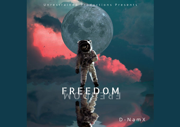 """D-NamX – """"Freedom"""" – an enlightening, uplifting and varied soundscape!"""