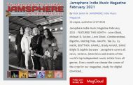 Jamsphere Indie Music Magazine February 2021